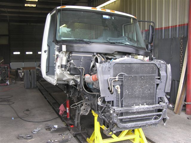 truck alignment and frame straightening by empire truck rebuilders